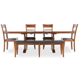 Mathis Brothers Patio Furniture by Winners Only Mango Six Piece Dining Set Mathis Brothers Furniture