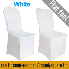 Details About 100PCS Spandex Stretch Chair Covers White For Wedding Party  Banquet Decoration Happy Crochet Chair Covers Tejido Crochet Black Patio Packmaxco Details About Ivory Chair Cover Square Top Cap Party Wedding Reception Decorations Prom Sale Classic Accsories Balcony Terrace Square Table And Cover Durable Waterproof Pittsburgh Chair Covers Covers And More Buy Sure Fit Recliner Wing Slipcovers Online At Pdx Pursuit Square Top Red Polyester Cover Duck Essential 76 In Patio Table Set White Fitted Spandex Banquet Coversquare Coverchair Product On Alibacom