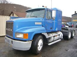 1994 Mack CH613 Tandem Axle Sleeper Cab Tractor For Sale By Arthur ...