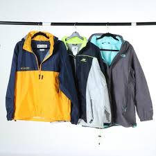 Mens And Womens Outdoor Sports Jackets