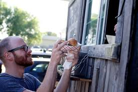 100 Seedling Truck Last Weekends Burger Friday Party Kind Of Hopping Eater Austin
