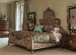 Michael Amini Platine De Royale Upholstered Platform Bed & Reviews