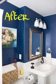 Nautical bathroom paint colors