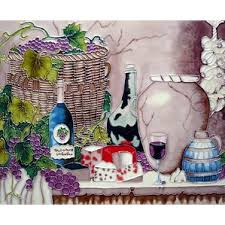Wine And Grapes Kitchen Decor by Wine And Grape Kitchen Decor Wayfair