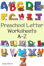 Looking For A Few Preschool Letter Worksheets To Work On Writing The Letters Of Alphabet
