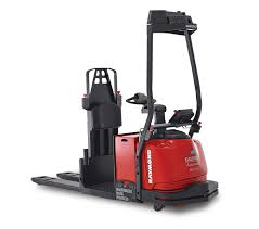 100 Raymond Lift Trucks Courier Automated Truck Automated Pallet Jack