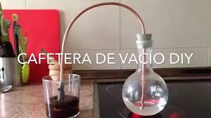 DIY Vacuum Siphon Coffee Maker Cafetera De Vacio Casera