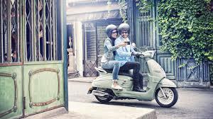 Peugeot Django Goes 50cc Still Retro Sweet Photo