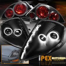 2000 2002 mitsubishi eclipse halo led projector headlights