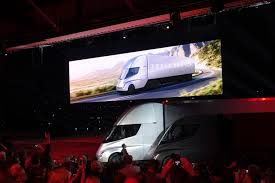 125 Tesla Semi Trucks Ordered By UPS (New Record) | CleanTechnica