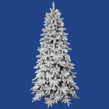 Donner And Blitzen Flocked Christmas Trees by Rash Shaped Like Christmas Tree Christmas Lights Decoration