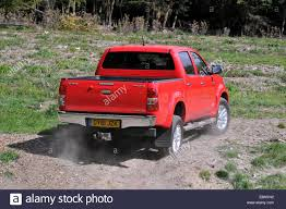 100 How To Drive A Pickup Truck 2012 Yota Hilux Invincible 4 Wheel Pick Up Driving Off