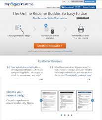 Resume Builder Website 22 Top Best Builders 2016 Free Premium Templates