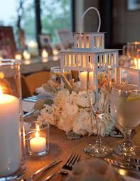 Rustic Table Lanterns For Centerpieces Kathies Dining Images Dini On Inspirational Design Lantern Centerpiece Ideas