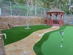 Golf And Putting Green Installations - Green-R Turf , Riverside Corona Backyard Putting Green Google Search Outdoor Style Pinterest Building A Golf Putting Green Hgtv Backyards Beautiful Backyard Texas 143 Kits Tour Greens Courses Artificial Turf Grass Synthetic Lawn Inwood Ny 11096 Mini Install Your Own L Photo With Cost Kit Diy Real For Progreen Blanca Colorado Makeover