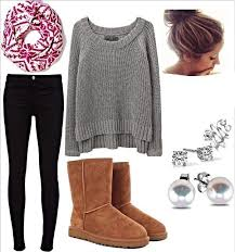 Cute Winter Outfits For School 25 Ideas On Pinterest Teen Fall