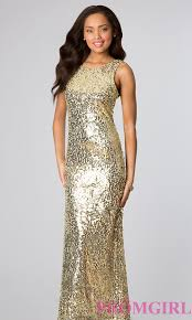long sleeveless sequin dress sequin evening gowns long prom