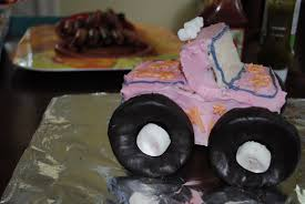 Oscarelli: Mighty, Mega, (pink) Monster Trucks