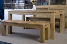 Dining Table With Bench Seats Ing Seat Back Perth For Room