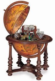 floor globe bar italian extra large 16th c antique replica