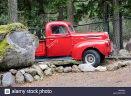 Restored Red Ford Pickup Truck At A Storage Yard Stock Photo ... Ute Car Table Pickup Truck Storage Drawer Buy Drawerute In Bed Decked System For Toyota Tacoma 2005current Organization Highway Products Storageliner Lifestyle Series Epic Collapsible Official Duha Website Humpstor Innovative Decked Topperking Providing Plastic Boxes Listitdallas Image Result Ford Expedition Storage Travel Ideas Pinterest Organizers And Cargo Van Systems Pictures Diy System My Truck Aint That Neat