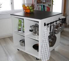 diy ikea kallax island küche mit insel kücheninsel