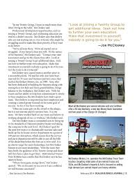 100 Mccloskey Truck Town Dealer Business Journal February 2014 By Dealer Business Journal
