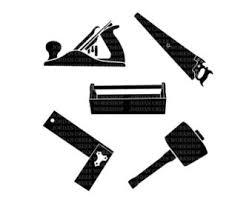 Woodworking Tools Clip Art Clipart