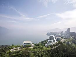 100 Mountain Architects Imagining Mountains Huangshan Village By MAD