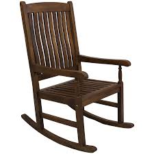Shop International Caravan Highland Porch Rocking Chair - On Sale ...