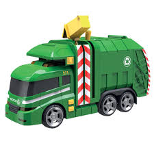 Driving Force Rubbish Truck - £10.00 - Hamleys For Toys And Games