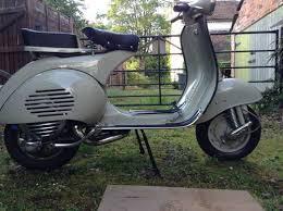 1959 Classic Vespa Clubman For Sale