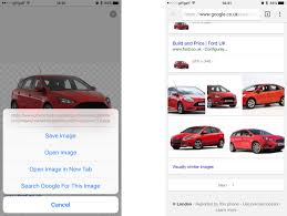 How to do a Reverse Image search from Android or iPhone Simply in