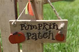 San Martin Pumpkin Patch by Rustic Fall Signs Fall Decor Wooden Pumpkin Patch Sign Rustic