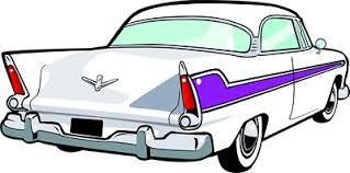 Car Classic Clipart