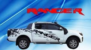 ford ranger track navara decals and raptor kempton park
