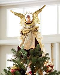 Christmas Tree Toppers Ideas by Christmas Angel Tree Topper Ideaschristmas Net