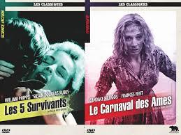 la chambre des ames les 5 survivants le carnaval des âmes critique et test dvd