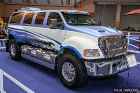 GALLERY: Johor Sultan's Custom-built Ford F-650 Super Truck At The ... Showboatthis Festive Ford F650 Spotlights New Fuel Advanced Shaqs Extreme Costs A Cool 124k Reveals New Tonkainspired F6f750 Mediumduty Truck For Sale Hatfield Pennsylvania Price 59500 Year 2010 Super Truck Diessellerz Blog Super Truck Team Up On Charity Trend 2018 Ford For Sale In Dalton Ohio Truckpapercom 2015 Marathon 24 Box Walkaround Youtube Shaquille Oneal Buys Massive Pickup As His Daily Driver