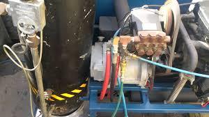 Steam Genie Truckmount Carpet Cleaning Machine - YouTube