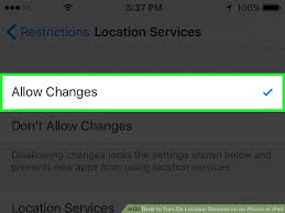 2 Simple Ways to Turn on Location Services on an iPhone or iPad