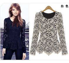 Hot Selling New Stylish Fashion 2014 Autumn Winter Vintage Women Lace Transparent Ladies Sexy Tops Dress
