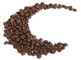 Coffee Cup Curve Produce Brown Drink Grind Caffeine Background Toasted Beans