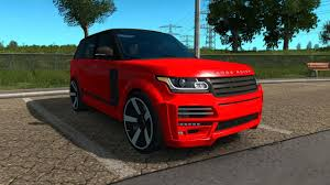 ETS 2 Mod] Range Rover Startech 2018 V1.0 | Euro Truck Simulator 2 ... Range Rover Car Mod Euro Truck Simulator 2 Bd Creative Zone P38 46 V8 Lpg 4x4 Auto Jeep Truck In Fulham Ldon P38 25 Tdi Proper Billericay Essex Gumtree Range Rover Startech 2018 V20 Ats Mods American Simulator Licensed Land Sport Autobiography Suv Remote Rovers Destroyed As Hits Low Bridge New 20 Evoque Spied Wilde Sarasota Startech Introduces Roverbased Pickup Paul Tan Image Your Hometown Dealer Thornhill On 3500 Worth Of Suvs On Transport Smashed By