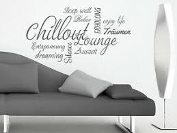 details zu wandtattoo wohnzimmer wortwolke chillout lounge nr 1 wand tattoos wandsticker