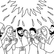 Pentecost The Holy Spirit Comes