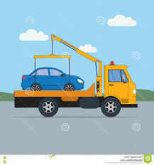 100 Help Truck Stock Illustration Tow Car Rad Towing Service