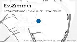 esszimmer marktplatz in weinheim restaurants und lokale