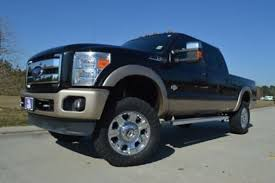 Ford F-250 Super Duty King Ranch Pickup In Louisiana For Sale ...
