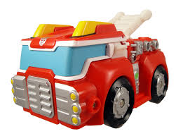 Review – Transformers Rescue Bots Heatwave